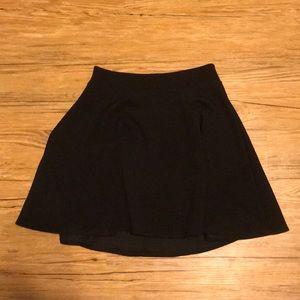 Black Skater Skirt!! Gently worn!!